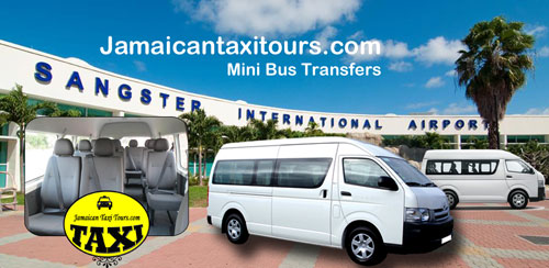 Uber Montego bay Jamaica Style Taxi service
