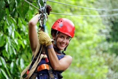 Ziplines Canopy Tours Jamaica