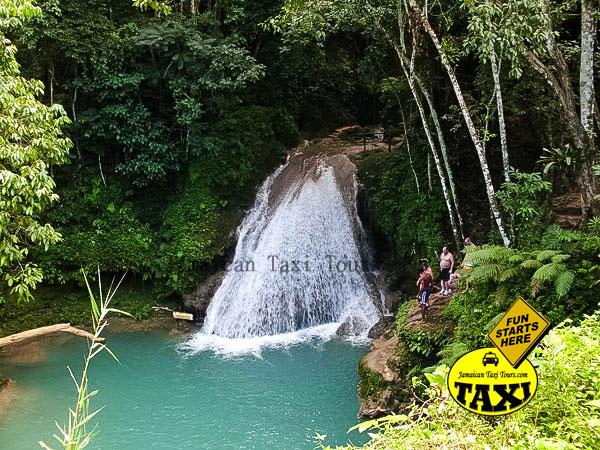 secret falls ocho rios
