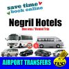 Negril airport transfers
