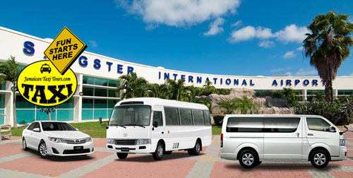 jamaica airport transfers