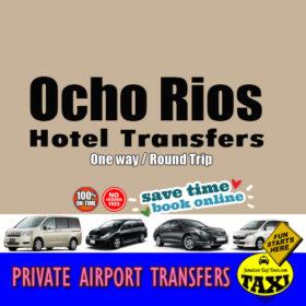 ocho rios airport transfer