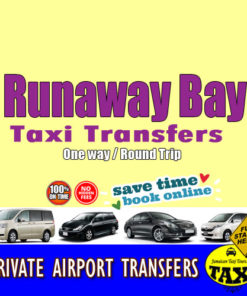 airport transfers to Runaway Bay