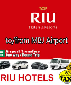 riu montego bay airport transfer