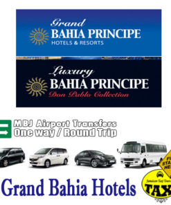 airport transfer to grand bahia