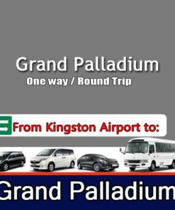Grand Palladium transfers Kingston Airport