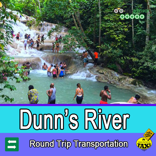 Dunns river falls tour