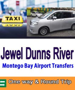 Jewel dunns river airport transfer montego bay airport