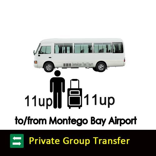 Montego Bay ground transportation