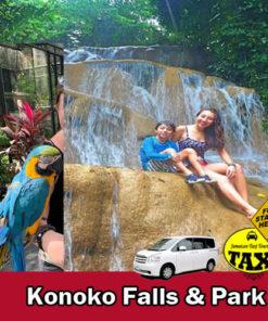 konoko falls and park