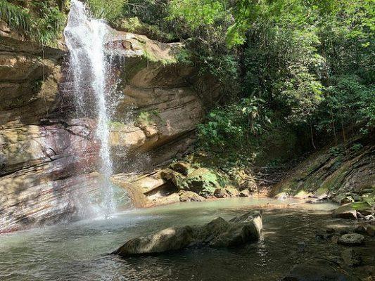 Nanny Falls jamaica