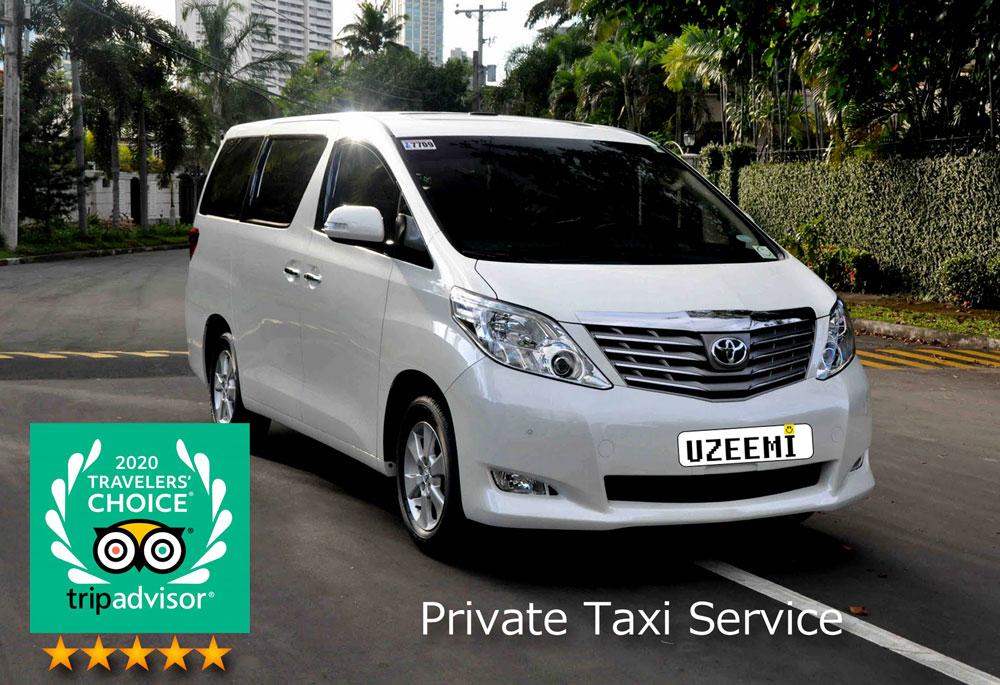 Taxi service in Jamaica
