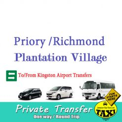 Kingston airport transfer to Richmond